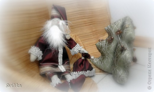 Они такие разные получились))) Голубенький с кофейным оленем пошился для дома) фото 4