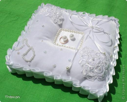 Благодаря мастерам Страны Мастеров родились мои свадебные первенцы. фото 3