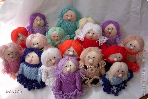 Добрый Вечер ВСЕМ!!! Хочу показать куколки которые делает моя мама, Ольга Борисовна! они конечно не такие красивые,) как здесь делают, но по своему интересные, очень нравятся детям!!!!! ХОРОШЕГО ПРОСМОТРА)))  фото 1