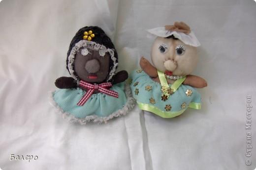 Добрый Вечер ВСЕМ!!! Хочу показать куколки которые делает моя мама, Ольга Борисовна! они конечно не такие красивые,) как здесь делают, но по своему интересные, очень нравятся детям!!!!! ХОРОШЕГО ПРОСМОТРА)))  фото 8