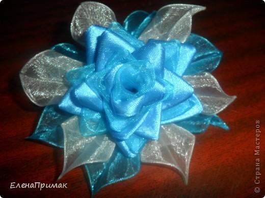 Повязка на голову в подарок для маленькой родственницы фото 2
