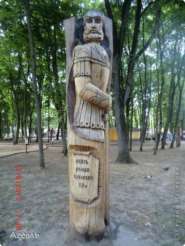 Сегодня мы всей нашей небольшой семьей выходили погулять в наш любимый парк Толстого. Предлагаю и Вам побродить по нашей местной городской достопримечательности))) фото 11