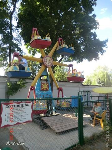 Сегодня мы всей нашей небольшой семьей выходили погулять в наш любимый парк Толстого. Предлагаю и Вам побродить по нашей местной городской достопримечательности))) фото 20