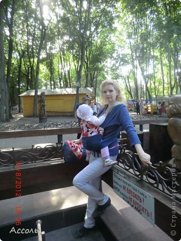 Сегодня мы всей нашей небольшой семьей выходили погулять в наш любимый парк Толстого. Предлагаю и Вам побродить по нашей местной городской достопримечательности))) фото 15