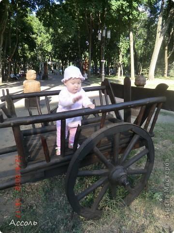 Сегодня мы всей нашей небольшой семьей выходили погулять в наш любимый парк Толстого. Предлагаю и Вам побродить по нашей местной городской достопримечательности))) фото 24