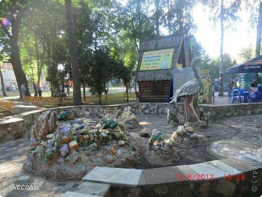 Сегодня мы всей нашей небольшой семьей выходили погулять в наш любимый парк Толстого. Предлагаю и Вам побродить по нашей местной городской достопримечательности))) фото 28