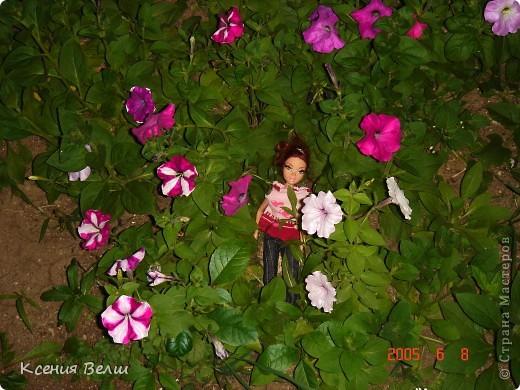 Вечером наши куклы решили прогуляться во дворе. Вылезли из окна - ... фото 3
