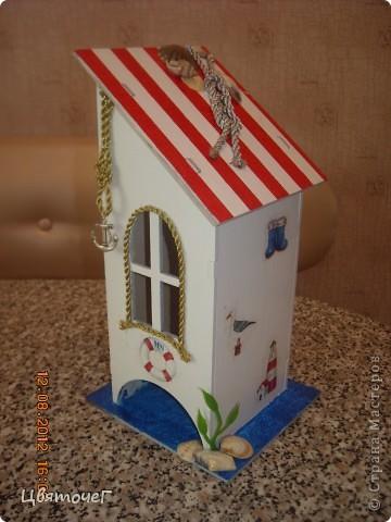 Морской чайный домик фото 1