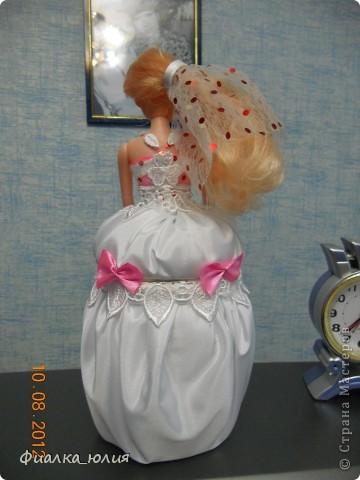 Кукла-шкатулка для племянницы фото 2