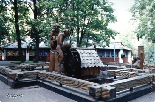 Сегодня мы всей нашей небольшой семьей выходили погулять в наш любимый парк Толстого. Предлагаю и Вам побродить по нашей местной городской достопримечательности))) фото 13