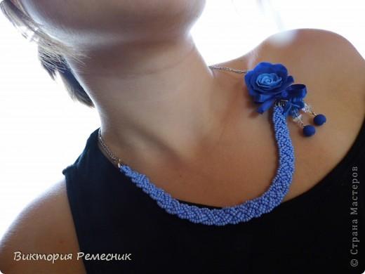 в синем цвете фото 2