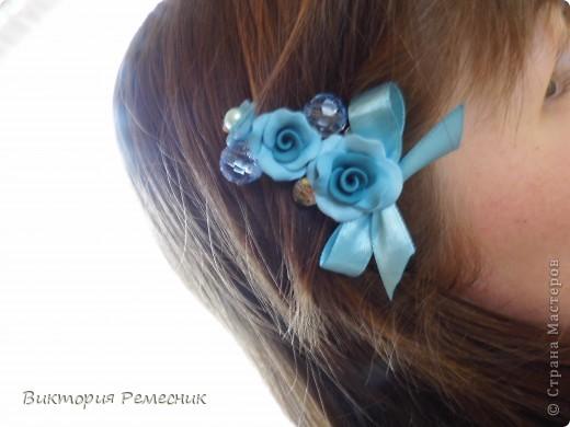 в синем цвете фото 4