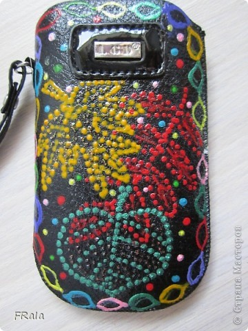 Точечная роспись-чехлы для телефона фото 8