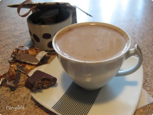 Время разрывает на части, совсем ничего не успеваю... Но для кофе всегда стараюсь найти время. Люблю пить кофе одна, без суеты, смакуя. Или в приятной компании с разговорами, но обязательно, чтоб никто и никуда не торопился. Вот и эта кофе-пауза у меня в компании с соседками по Стране Мастеров:) http://stranamasterov.ru/node/384442?tid=675 Наливайте кофе и будем рассматривать мои подарки по кофейному обмену:) фото 1