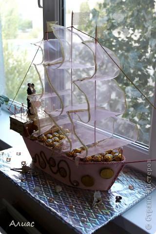 Сладкие композиции из конфет фото 4
