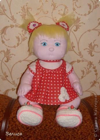 Кукла Сашенька фото 2