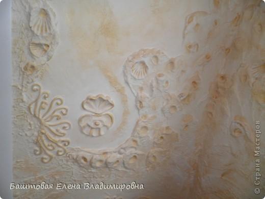 Оформление столовой в морском стиле. фото 2
