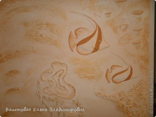 Оформление столовой в морском стиле. фото 3