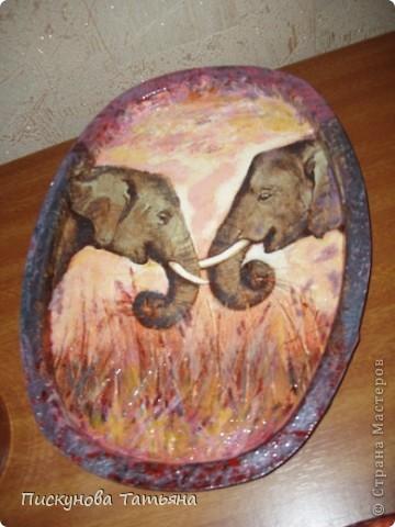 Вот такие тарелочки я сотворила из полюбившихся мне салфеток.... фото 5