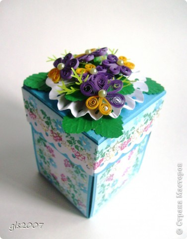 Коробочки, корзиночки фото 2