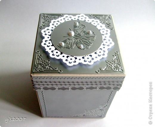 Коробочки, корзиночки фото 4