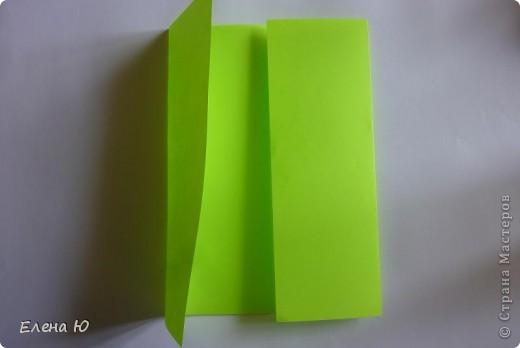 Камптозавр - оригами фото 4
