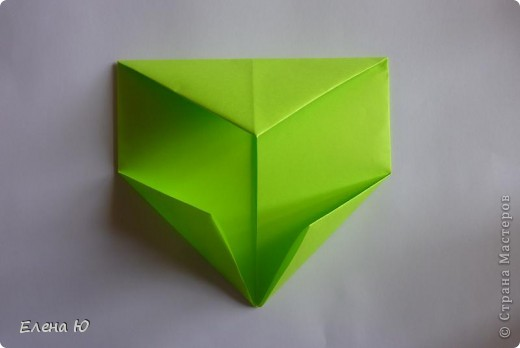 Камптозавр - оригами фото 6