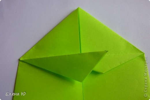 Камптозавр - оригами фото 17