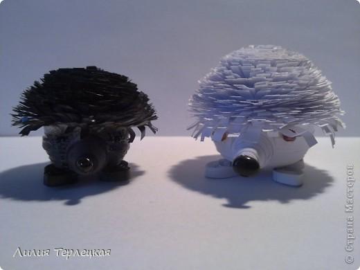 3D Животные из бумаги фото 5