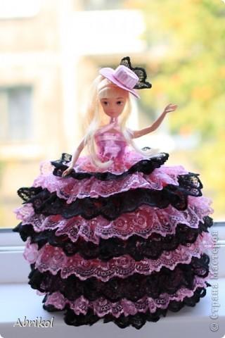 Барби своими руками пошаговый мастер класс