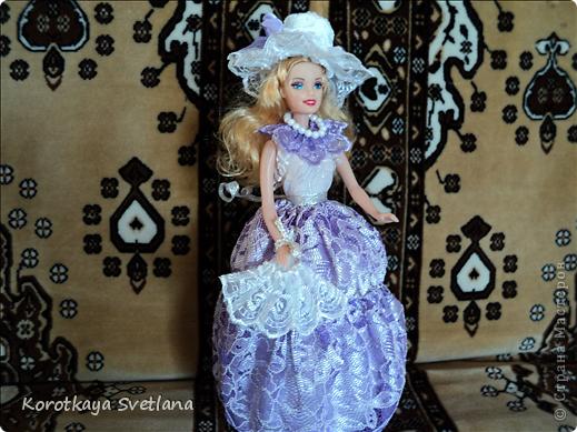 Вот и очередная кукла-шкатулка для выставки. фото 1