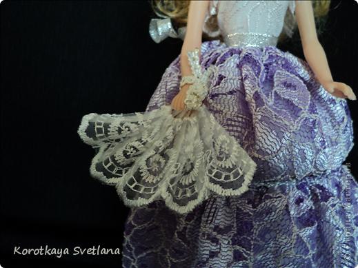 Вот и очередная кукла-шкатулка для выставки. фото 5