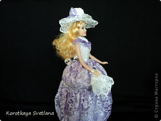 Вот и очередная кукла-шкатулка для выставки. фото 2