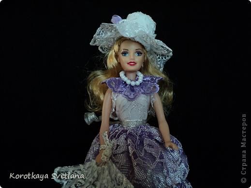 Вот и очередная кукла-шкатулка для выставки. фото 7