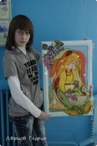 Работа Юлии Кулик фото 1