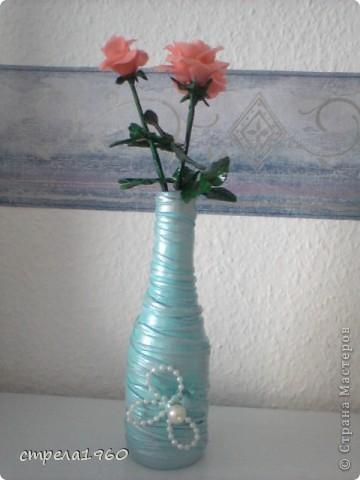 подарки к празднику-крещения для сестёр,за  вечер сделала 7 вазочек, такое было настроение фото 4