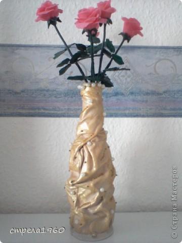 подарки к празднику-крещения для сестёр,за  вечер сделала 7 вазочек, такое было настроение фото 6