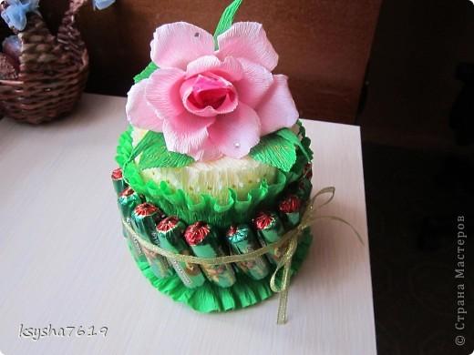 букет на деньрождение для женщины, которая очень любит ромашки. фото 5