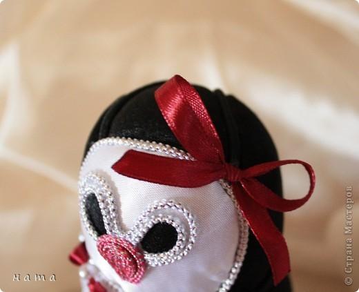 Полюбуйтесь на нас!  Вот такая смастерилась-родилась  Девочка - Пингвиночка, очаровательная кокетка и модница...   фото 6