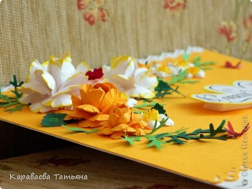 Свадебная открытка. фото 10