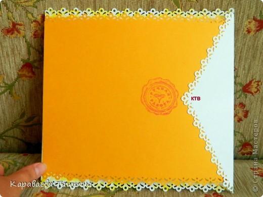 Свадебная открытка. фото 16