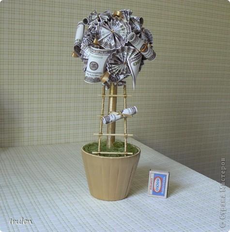 Делала такое деревце маленькое (http://stranamasterov.ru/node/300947?t=472), очень оно нравится многим :), заказали побольше, вот что получилось :)  Есть такое же в оранжевых тонах (http://stranamasterov.ru/node/391437?t=472) фото 3