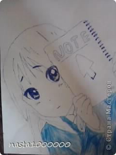 рисуночек мио тян фото 1