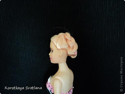 Вот и очередная кукла-шкатулка для выставки. фото 12