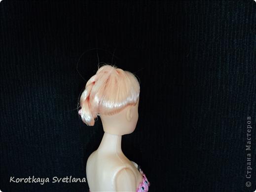 Вот и очередная кукла-шкатулка для выставки. фото 13
