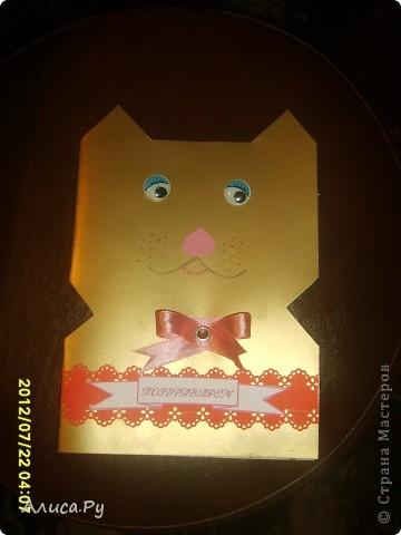 Котооткрыточка=) фото 1