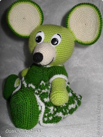 Мышь Анюта. фото 1
