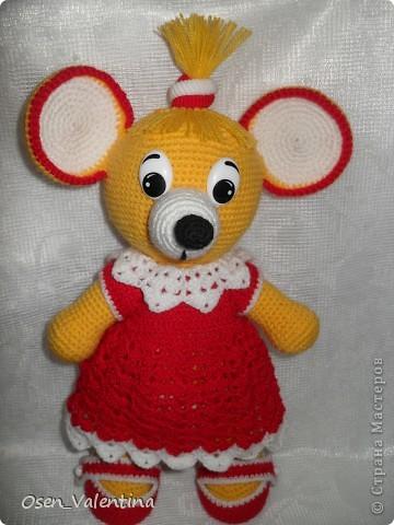 Мышь Анюта. фото 2