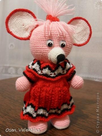 Мышь Анюта. фото 4