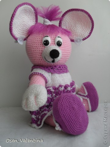 Мышь Анюта. фото 5